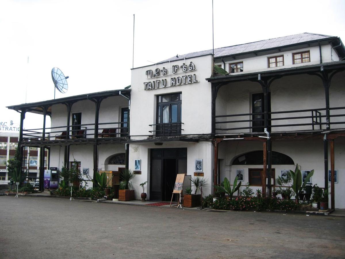 TAITU HOTEL @ Addis Abeba