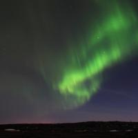 A la poursuite des aurores boréales