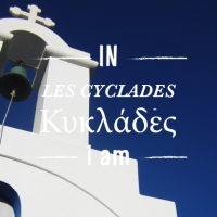 IN CYCLADES│GREECE i am...