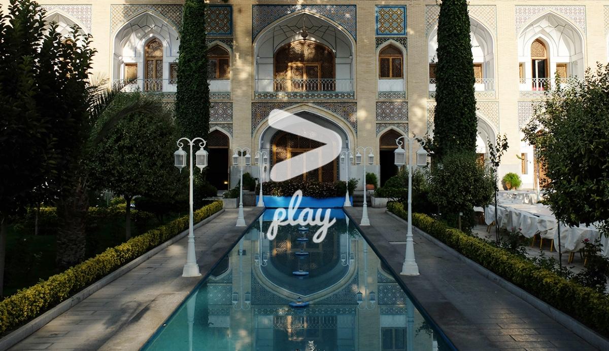 ABBASI HOTEL @ Isfahan