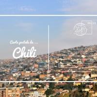 Carte postale du ... Chili