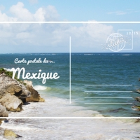 Carte postale du ... Mexique