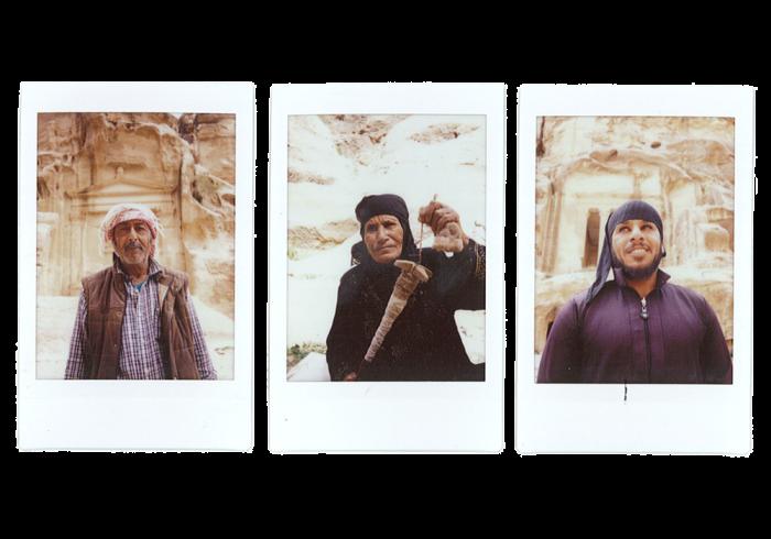 itwia_polaroid_jordanie_little petra bedouins