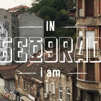 IN BELGRADE i am...