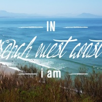 IN FRENCH WEST COAST i am...