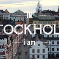 IN STOCKHOLM i am...