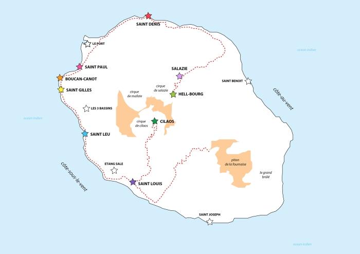 LA REUNION_map