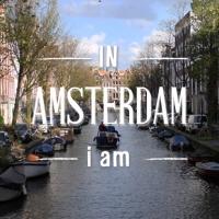 IN AMSTERDAM i am...