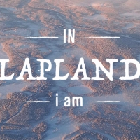 IN LAPLAND - FINLAND i am...