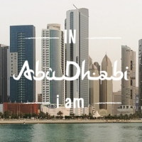 IN ABU DHABI i am...